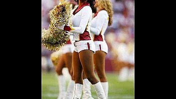 Real Teen Cheerleaders!