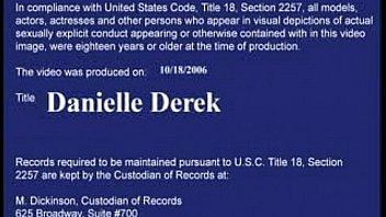 Danielle Derek- 2