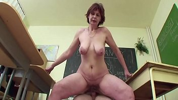 Sexy milf getting fucked hard