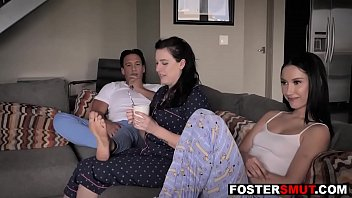 Foster father and daughter sex next to s. mother