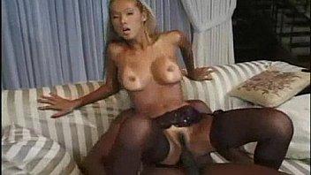 Beautiful blonde masterbating