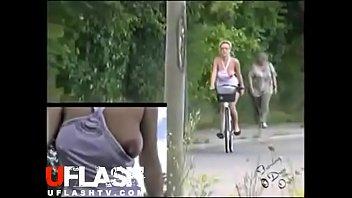 Exposure on a bike