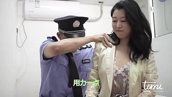 【天美传媒】 国产原创AV 警察叔叔为人民服务 正片