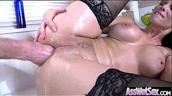 Hardcore Anal Sex Scene With Big Butt Oiled Girl (syren de mer) movie-28