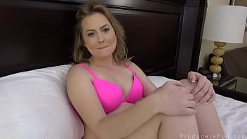 This horny hottie can't get enough of cock