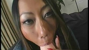 Strong hardcore scenes of cock sucking asami
