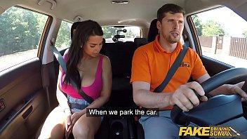 Porno fahrschule Fake Driving