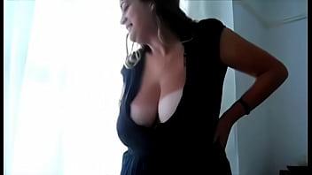 My friend's wife flashing