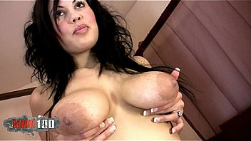 busty and chubby arab slut with hairy pussy karmen diaz fucked for money