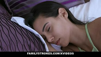 FamilyStrokes - Big Booty Stepsis Gets Fucked By Her Step bro