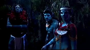 Avatar orgie