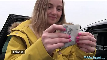 Public Agent Innocent Lady Bug Paid for Sex