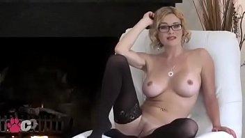 Nina Dove Finger Fucks Her Sexy Body