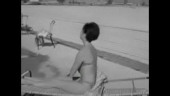 Hottest classic erotic vintage scene, Nelida Lobado