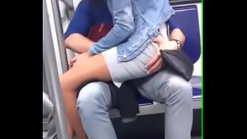real porn on train