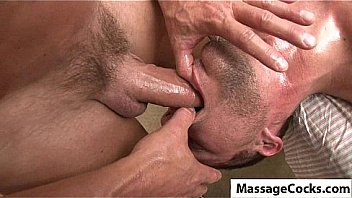 Massagecocks Oily Buck Naked
