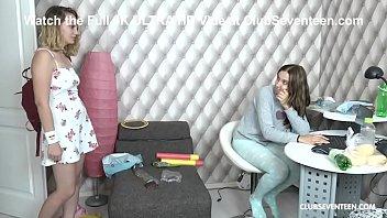Lesbian Teens Fighting Against Plastic