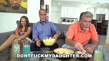 DONT FUCK MY DAUGHTER - Compilation Featuring Liza Rowe, Layla London, Kharlie Stone & More!