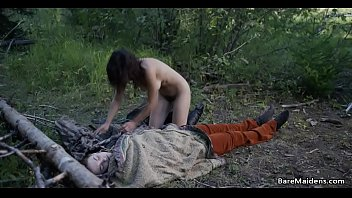 Healing in the woods with erotic energy - BAREMAIDENS
