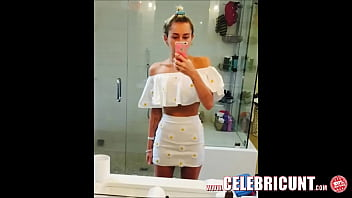 Miley cyrus nude and horney