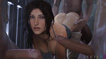 FapZone // Lara Croft (Anledning...