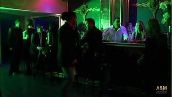 Pornostar Nacht Club Orgie