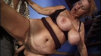 Rough fuck for horny milf in the mountains