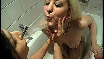 Ass licking and pissing