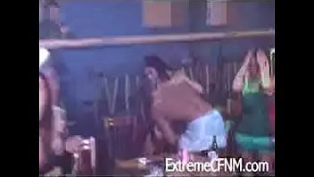 Extreme CFNM sex party complete video