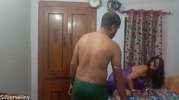 Finally Having sex with Desi sexy Bhabhi.. Clear Hindi audio