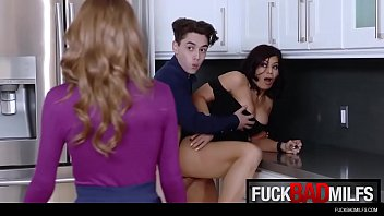 Mom and Son Having Sex