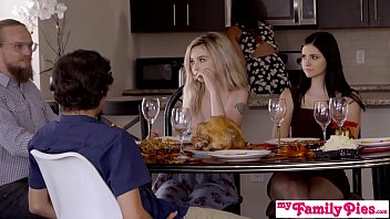Sneaky Cousins Suck Cock For Thanksgiving Treat S5:E3
