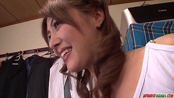 Hot japan girl Mei Aso in beautiful sex video