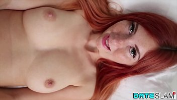 Date Slam - Freckle-faced redhead gets nailed - Part 1