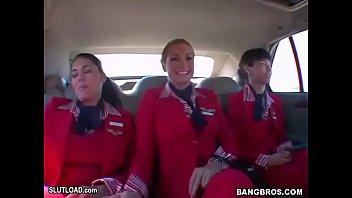 BANGBROS - Hot Pornstars Sit On Face And Get Fucked Hard