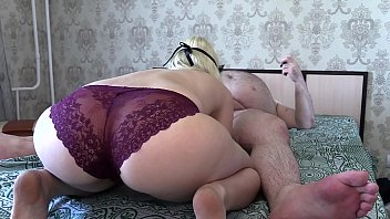 My sexy girl lover hot sucks my cock and takes cum in her mouth. Blowjob and semen dripping from the tongue.