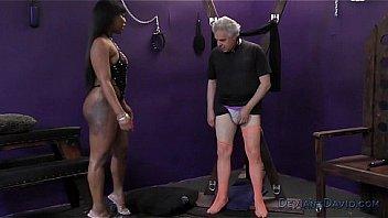 Black femdom master