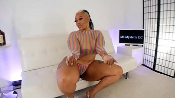 Ms Mysteria DC Gets Naked For ChocolateModels - Big Booty Models - Downloadable DVD #051