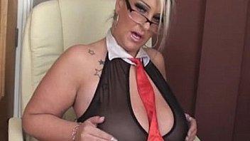 dani amour secretary big tits