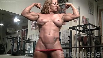 For that naked women pic body builder you were