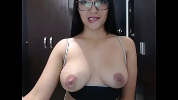 boobs milk webcam show
