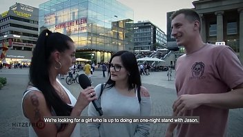 German babe is down to get fucked on a one night stand