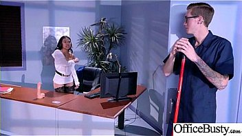Naughty Office Girl (Cindy Starfall)...