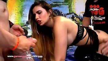 Watch Super hot babe Mira Cuckold gets her tight pussy pounded hard and her pretty face cum covered! German Goo_Girls preview