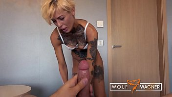 Desperate German MILF Vicky Hundt FUCKED by Blind Date! █ WOLF WAGNER LOVE ▁ I met her on the dating site wolfwagner.love! - Best online dating