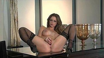 Emily addison legs spread boobs