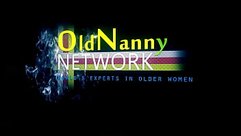 OLD NANNY Busty British Mature Got Tatooed Lesbian