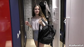 Fucking step sister when parents left home