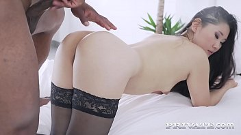 Asian Beauty Katana has her 1st Big Black Cock deep in her Oriental pussy, taking her to orgasmic heights she only dreamed of! Watch this little kitten take some dark meat! Full Flick at Private.com!