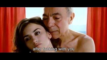 Penelope cruz boobs kissing free porn tube watch